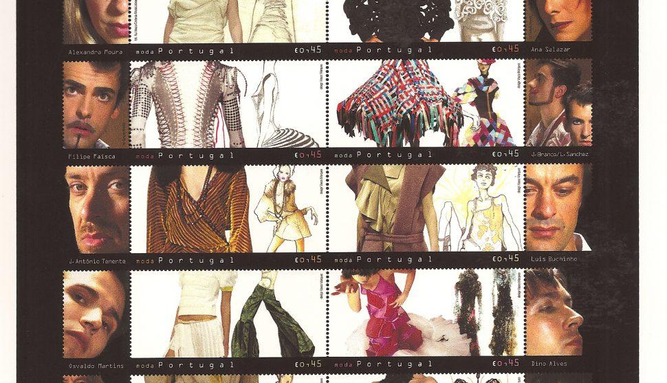 CTT Selos Moda Portuguesa 2004