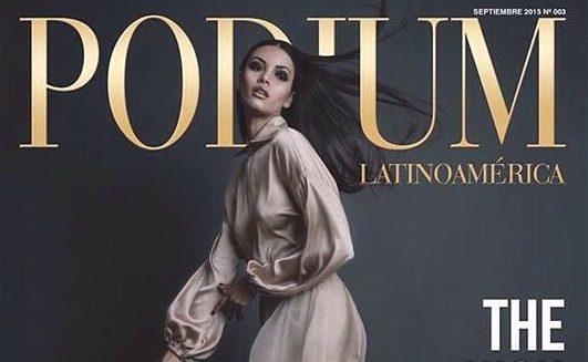 Podium america latina #003 01-09-2015
