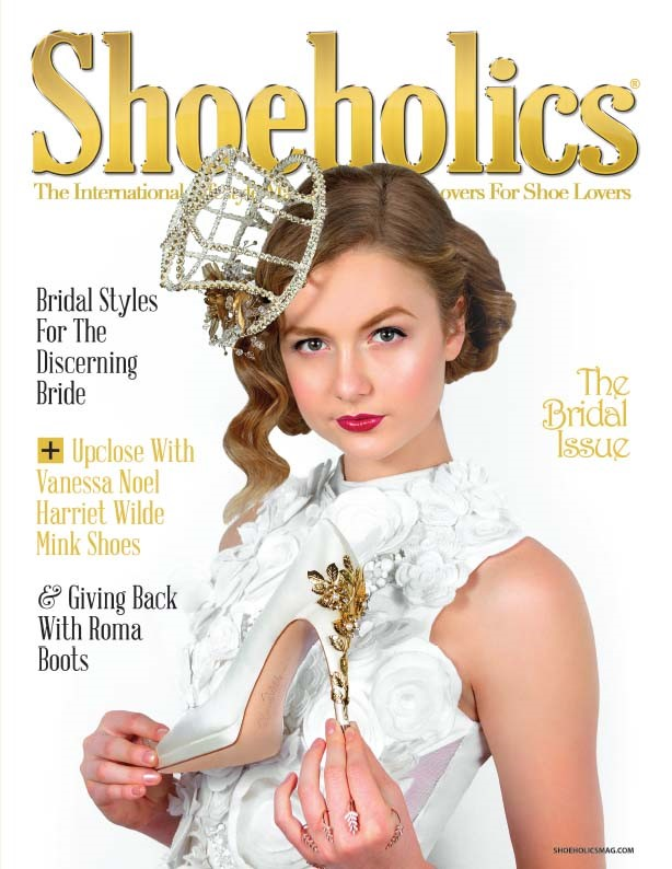 shoeholics-bridal-cover-issue-1